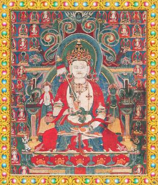Enlightened Deities | Yeru Bon Center